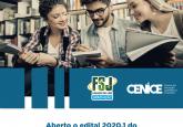Edital 2020.1 – Programa de Iniciação Científica e Extensão