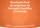 Resultado Final do Programa de IC 2019