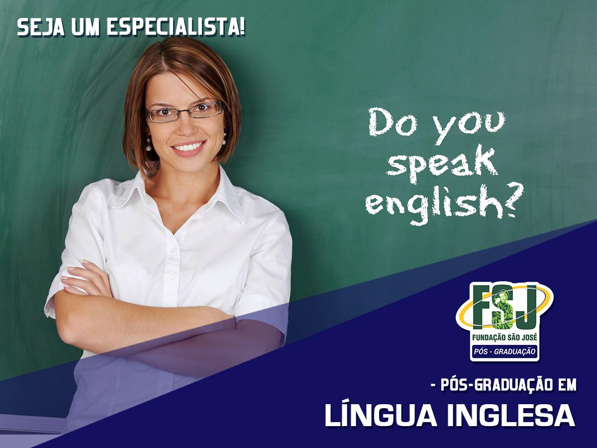 Imagem Língua Inglesa