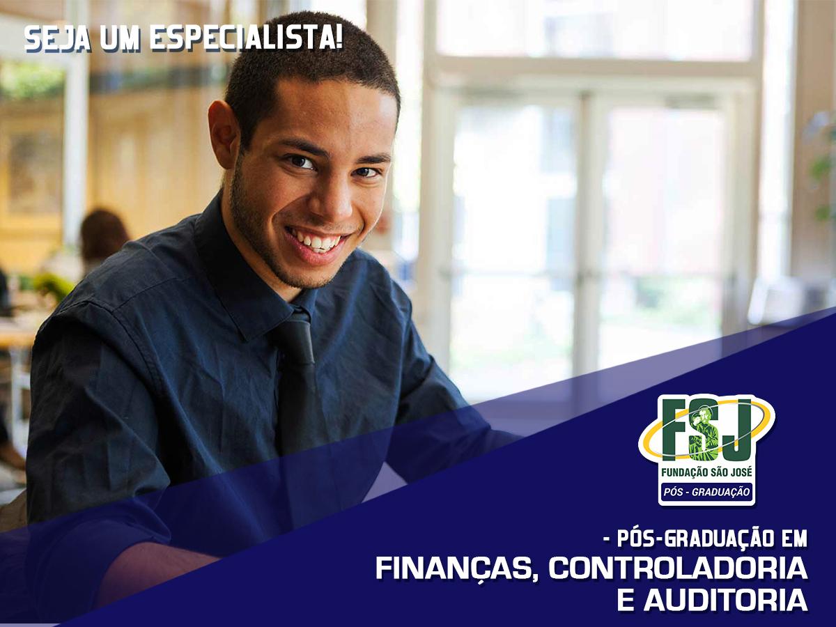 Imagem Gestão de Finanças, Controladoria e Auditoria