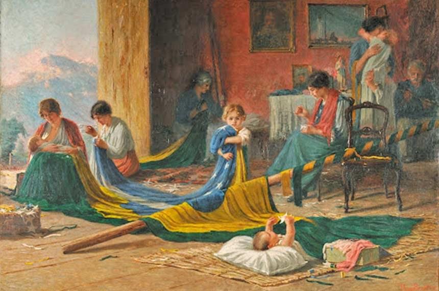 Imagem História